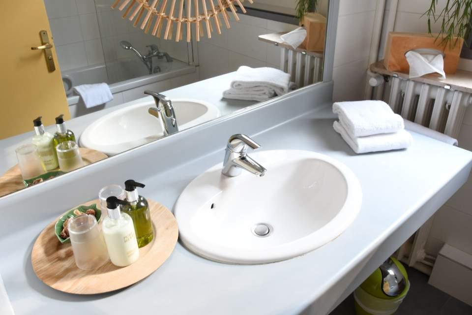 Salle de bain Supérieures