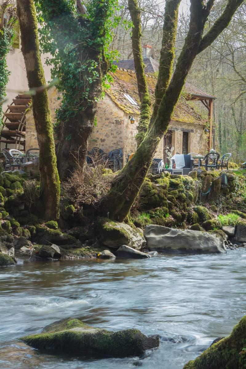 Moulin des Ruats